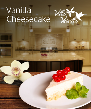 Big Mama Vainilla Cheesecake