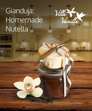 Gianduja: Homemade Nutella
