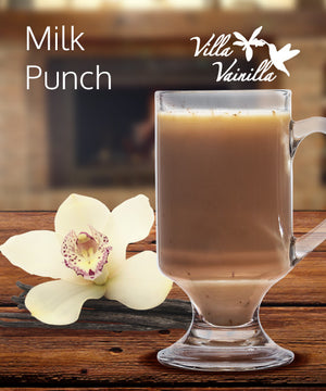 Villa Vainilla Brandy Milk Punch