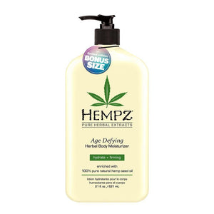 Hempz Age Defying Herbal Moisturizer - 21 oz.