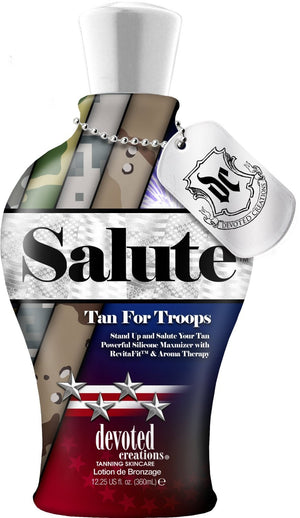 Salute Silicone Maximizer 12.25 Oz , Maximizer, Devoted Creations, Sunless Deals