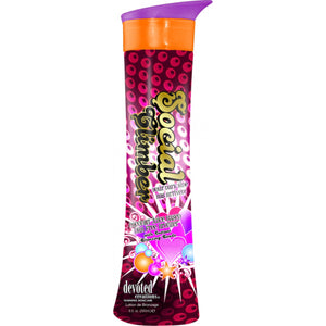 Social Climber Dha Free Bronzing Lotion 8.5 oz. , Bronzer, Devoted Creations, Sunless Deals