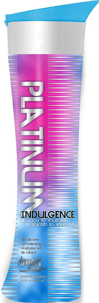 Platinum Indulgence Tan Extending Moisturizer 13.5 Oz , Extender, Devoted Creations, Sunless Deals