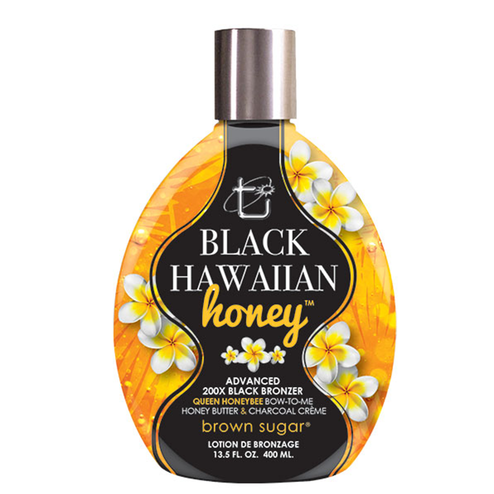Black Hawaiian Honey Advanced 200X Black Bronzer 13.5 oz