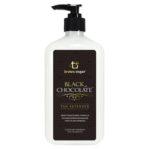 Brown Sugar Black Chocolate Tan Extender 18 oz.
