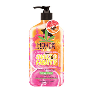 Hempz Sweet & Frruity Herbal Body Moisturizer 17oz.