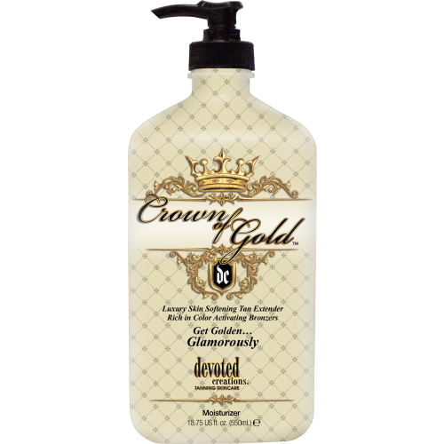 Crown Of Gold Skin Tan Extender<Br>18.75 oz. , Extender, Devoted Creations, Sunless Deals