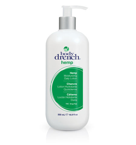 Body Drench<Br> Hemp Moisturizing Lotion 16.9 oz. , Moisturizer, Body Drench, Sunless Deals
