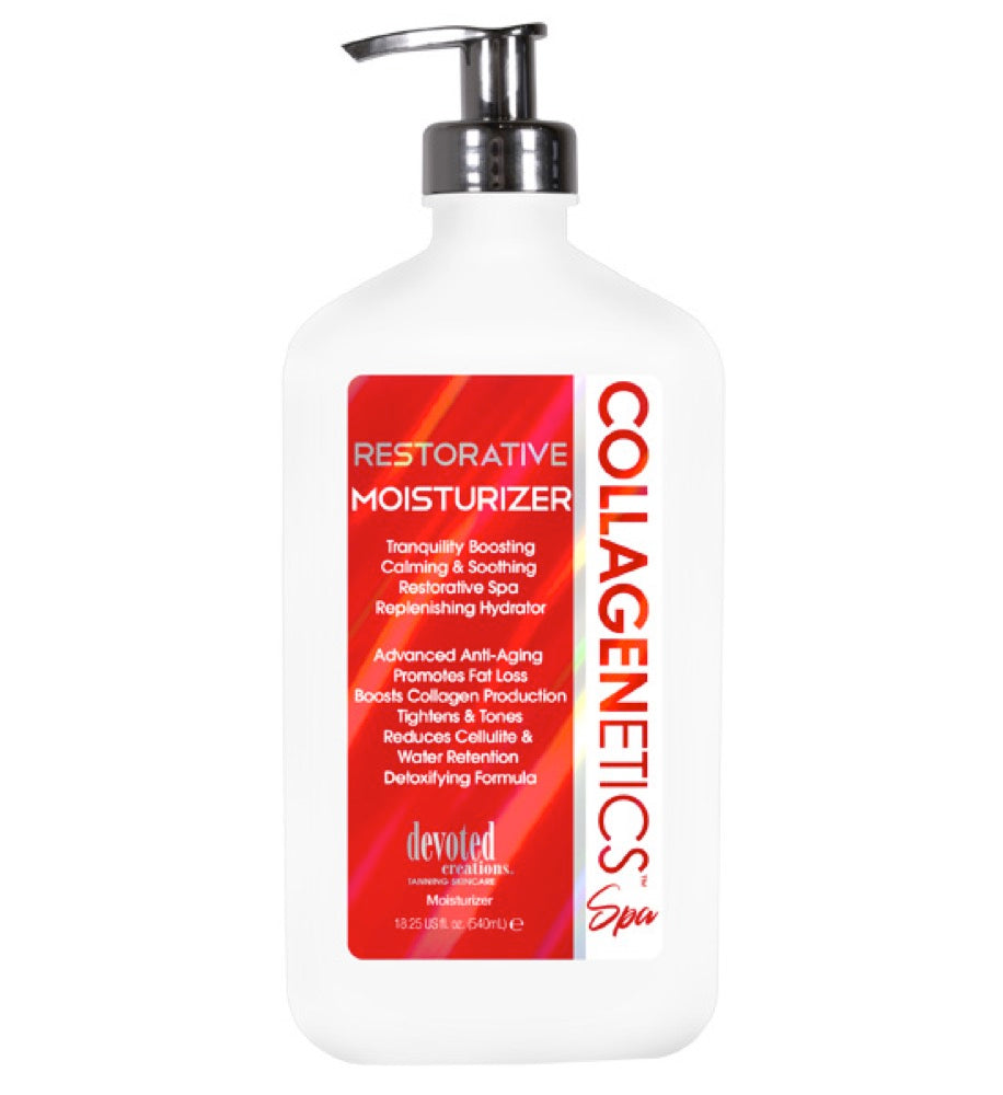 Collagenetics Spa Restorative Moisturizer