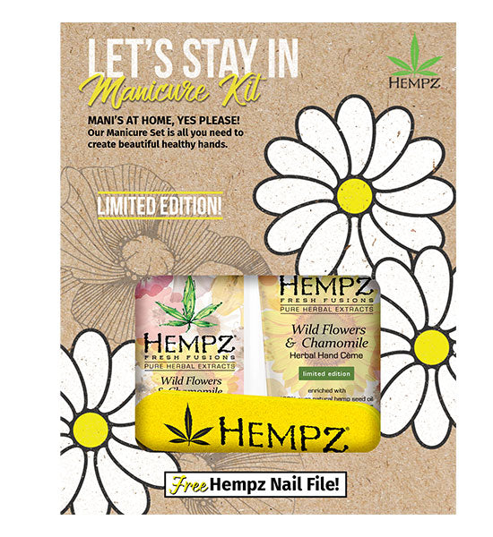 Hempz Take Me Out Summer Daze Body Kit