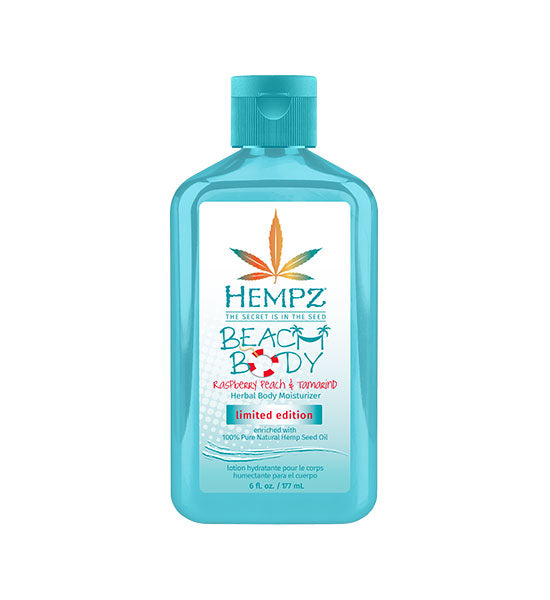 Hempz Beach Body Raspberry Peach & Tamarind Herbal Body Moisturizer
