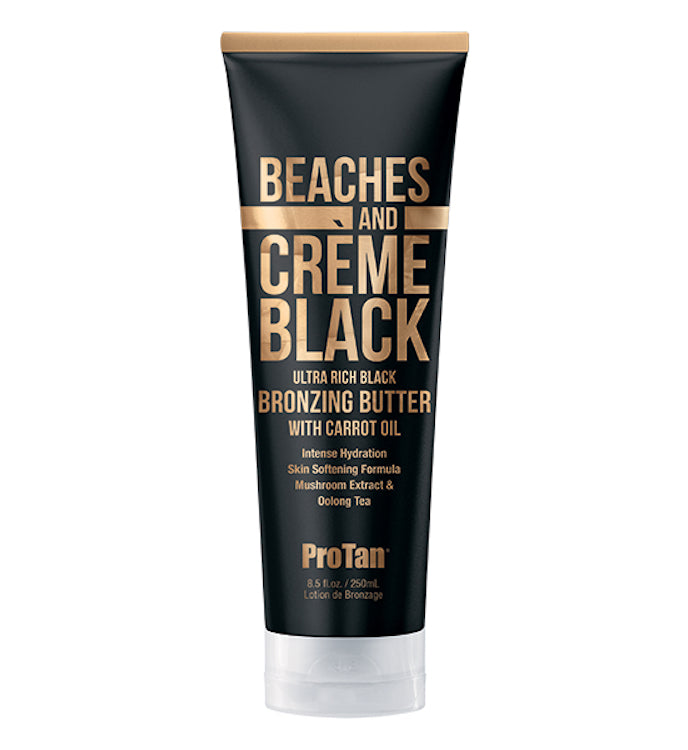 Beaches and Crème Ultra Rich Black Bronzing Butter
