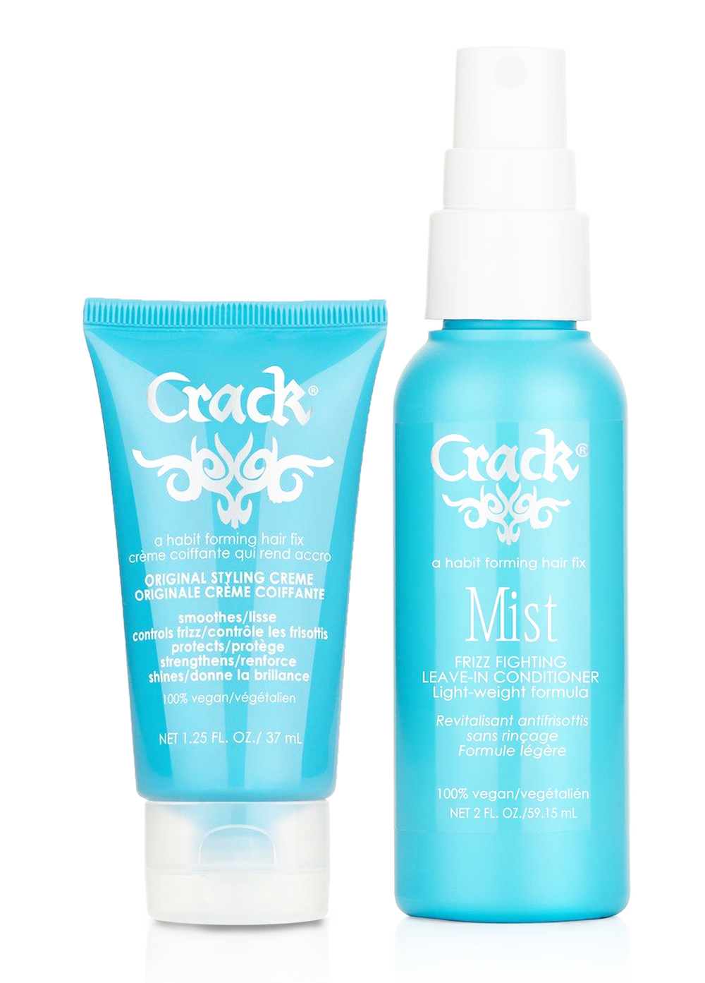 Crack Hair Fix Kit
