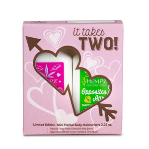 Hempz It Takes Two Valentine Kit
