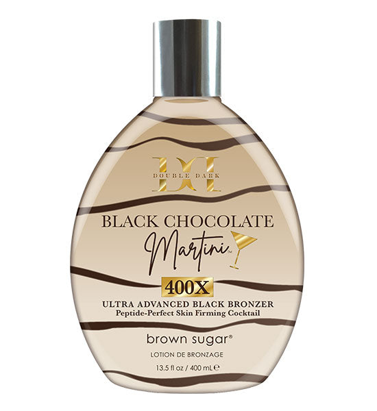 Double Dark Black Chocolate Martini 400X Bronzer