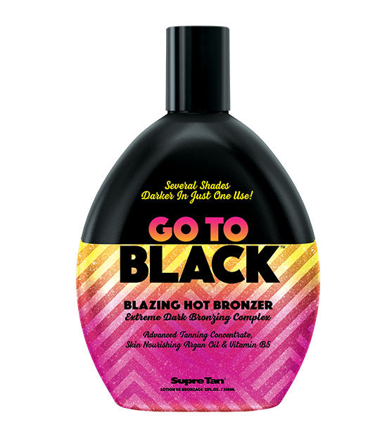 Go to Black Blazing Hot Bronzer 12 oz.