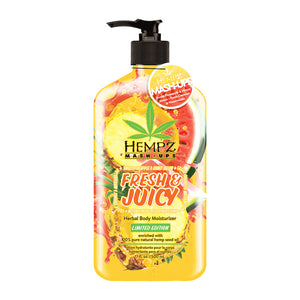 Hempz Fresh & Juicy Herbal Body Moisturizer 17oz