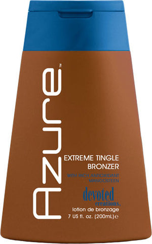 Azure Extreme Tingle Bronzer , Tingle, Devoted Creations, Sunless Deals