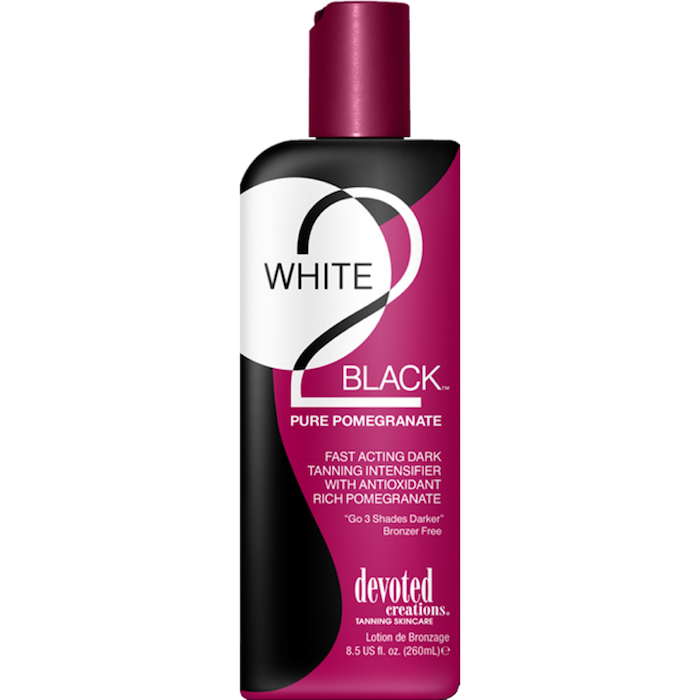 White 2 Black Pure Pomegranate Intensifier , Accelerator, Devoted Creations, Sunless Deals