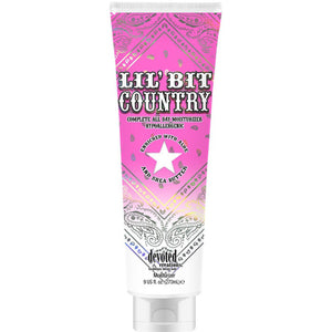Lil' Bit Country All Day Hypoallergenic Moisturizer 9 oz. , Moisturizer, Devoted Creations, Sunless Deals