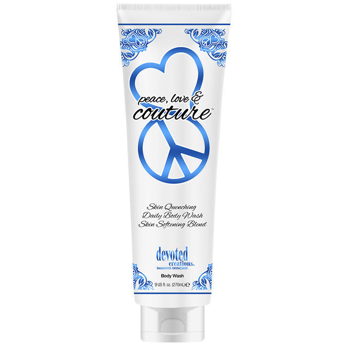 Peace, Love & Couture Body Wash<Br>9 oz. , Body Wash, Devoted Creations, Sunless Deals