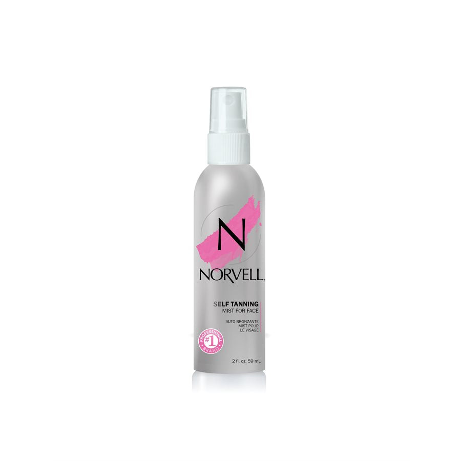 Norvell Essentials Self Tanning Mist For Face 2 oz.