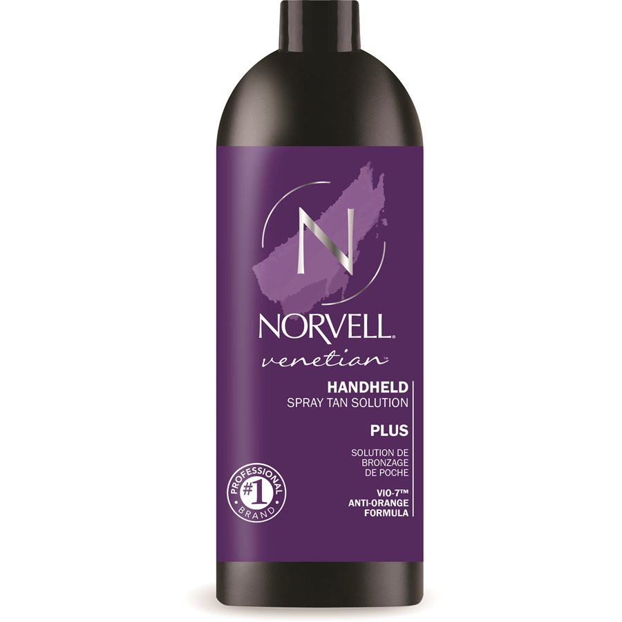 Norvell Venetian Plus Handheld Spray Tan Solution 34 oz.