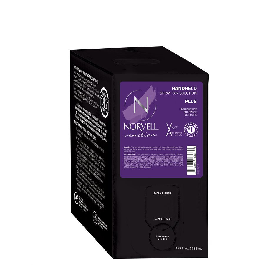 Norvell Venetian Plus Handheld Spray Tan Solution 128 oz