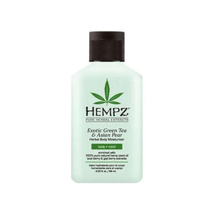 Hempz Exotic Green Tea & Asian Pear Herbal Body Moisturizer , Moisturizer, Hempz, Sunless Deals - 2