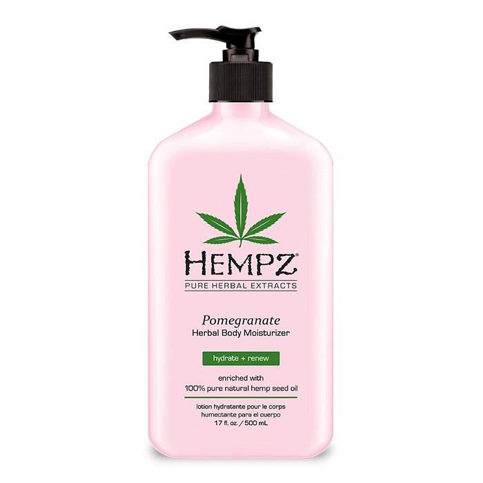 Hempz Pomegranate Herbal Body Moisturizer-Sunless Deals