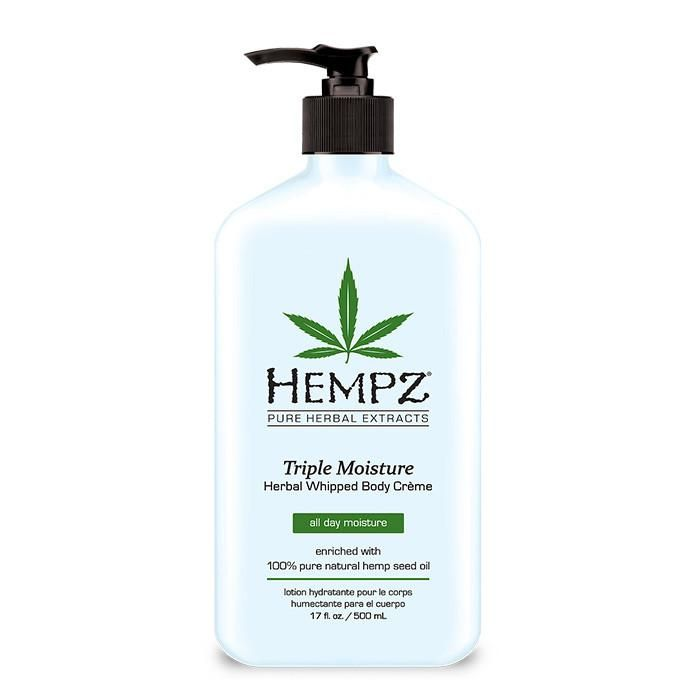Hempz Triple Moisture Herbal Whipped Body Creme , Moisturizer, Hempz, Sunless Deals - 1
