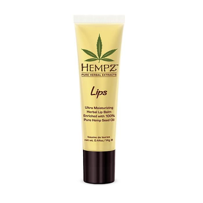 Hempz Herbal Lip Balm 0.44 Oz , Lip Care, Hempz, Sunless Deals
