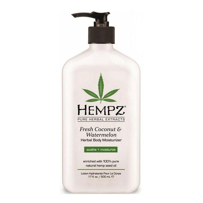Hempz Coconut And Watermelon Fresh Herbal Moisturizer. , Moisturizer, Hempz, Sunless Deals - 1