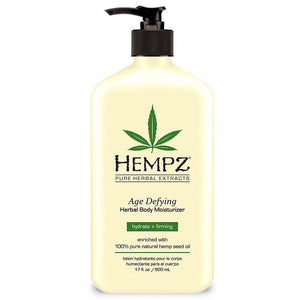 Hempz Age Defying Herbal Moisturizer , Moisturizer, Hempz, Sunless Deals - 1