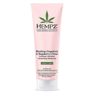 Hempz Blushing Grapefruit & Raspberry Creme Body Wash 8.5 oz. , Body Wash, Hempz, Sunless Deals