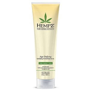 Hempz Age-Defying Herbal Body Scrub 9 oz. , Body Scrub, Hempz, Sunless Deals