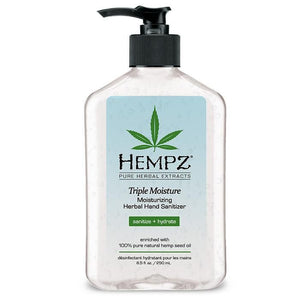 Hempz Triple Moisture Hand Sanitizer , Body Wash, Hempz, Sunless Deals