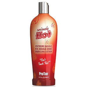 Pro Tan<Br> Seriously Hot Extreme Sizzle 10X Double Dark Bronzing Lotion<Br>8.5 Oz , Tingle, Pro Tan, Sunless Deals