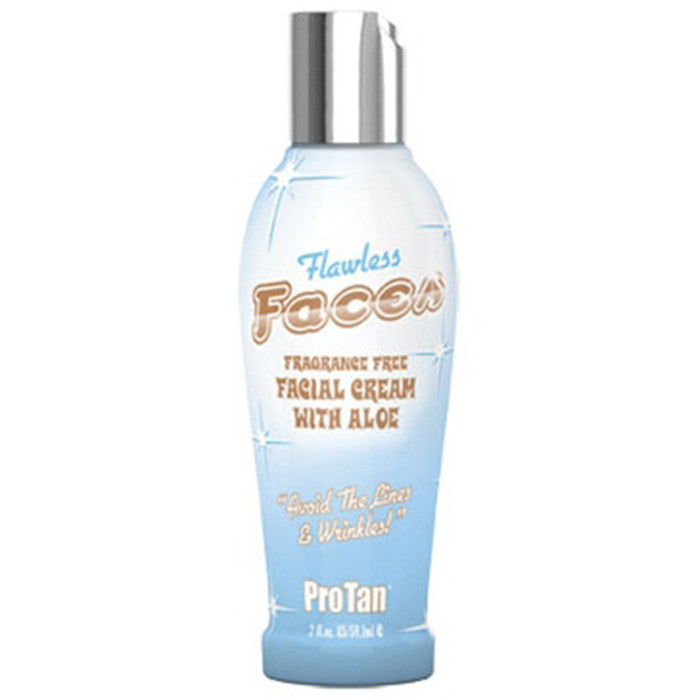 Pro Tan<Br> Flawless Faces Fragrance Free Facial Cream With Aloe<Br>2 Oz , Face, Pro Tan, Sunless Deals