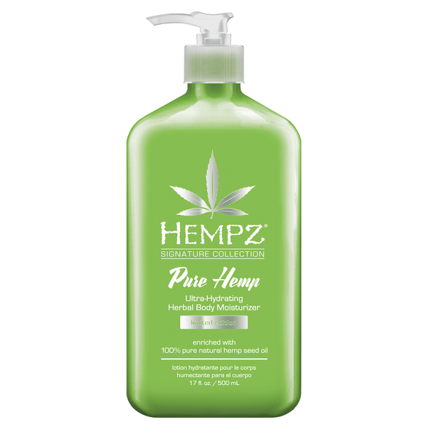 Limited Edition Hempz Pure Hemp Ultra-Hydrating Herbal Body Moisturizer , Moisturizer, Hempz, Sunless Deals