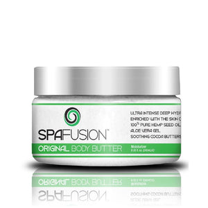 Spafusion Original Herbal Body Butter , Moisturizer, Devoted Creations, Sunless Deals