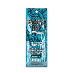 Protan Breaking Bad Instantly Dark Creamy Oil Packet , Promotional, Sunless Deals, Sunless Deals