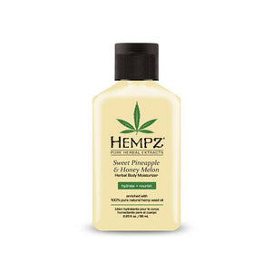 Hempz Sweet Pineapple & Honey Melon Herbal Body Moisturizer , Moisturizer, Hempz, Sunless Deals - 2