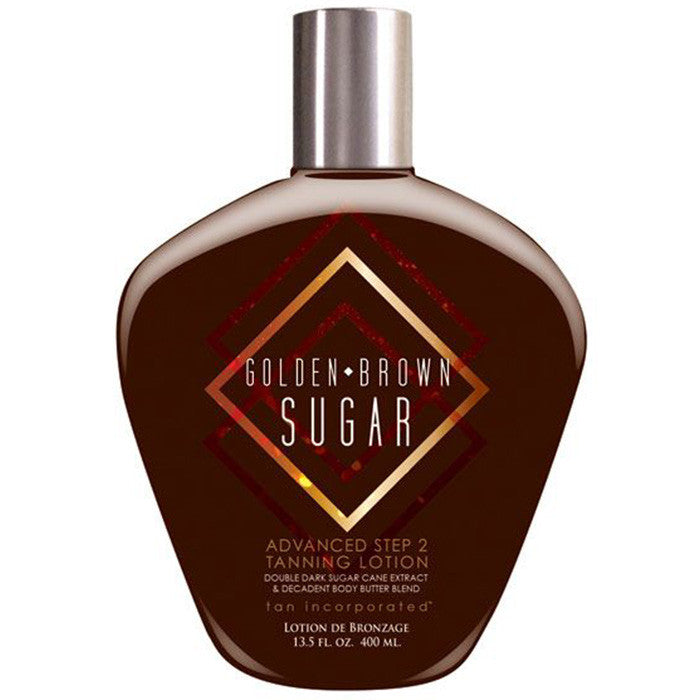Tan Inc. - Golden Brown Sugar 13.5 oz. , Bronzer, Tan Inc., Sunless Deals