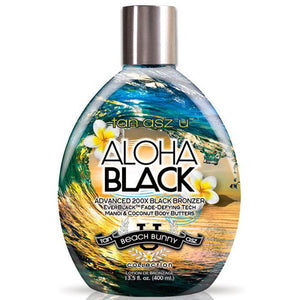Tan Asz U Aloha Black Advanced 200X Black Bronzer 13.5 oz. , Bronzer, Tan Asz U, Sunless Deals