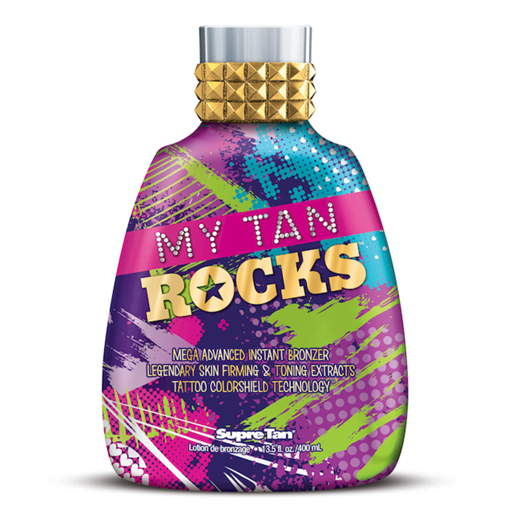 My Tan Rocks Mega Advanced Instant Bronzer , Bronzer, Supre Tan, Sunless Deals