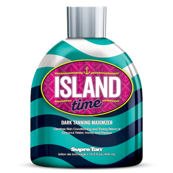 Island Time Dark Tanning Maximizer , Maximizer, Supre Tan, Sunless Deals