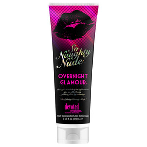 So Naughty Nude - Overnight Glamour Self Tanner , Sunless, Devoted Creations, Sunless Deals