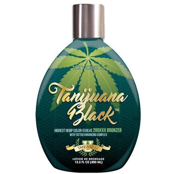 Tan Asz U Tanijuana Black 200X Hemp Bronzer 13.5 oz.