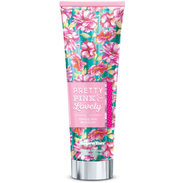 Supre Tan<Br> Pretty Pink & Lovely<Br>8.5 Oz , Maximizer, Supre Tan, Sunless Deals
